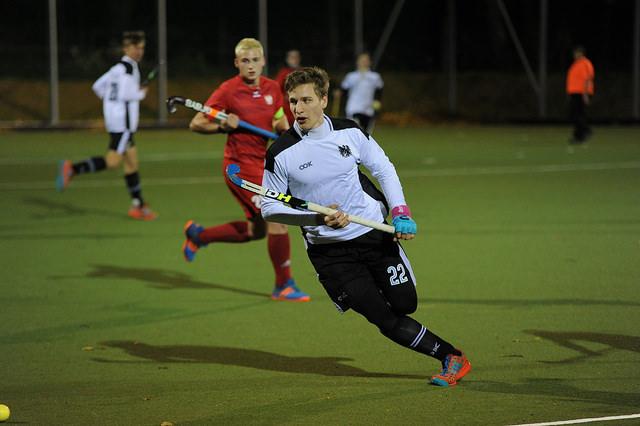 Niko Wellan, 6-fach Torschütze der Länderspielserie